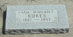Maria Margaret <i>Reifschneider</i> Kukes