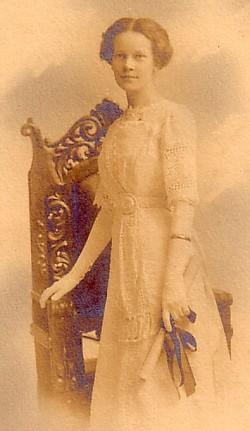Mary Carlin <i>McFEE</i> Bell