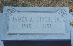 James A. Finch, Sr