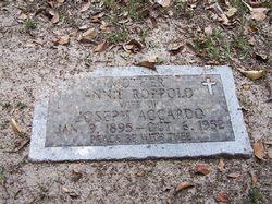 Annie <i>Roppolo</i> Accardo