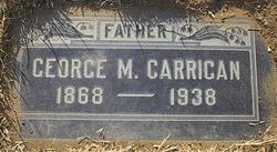 George Madison Carrigan