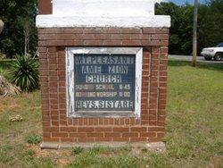 Mount Pleasant AME Zion Church Cemetery