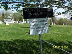 Wolf Creek Cemetery