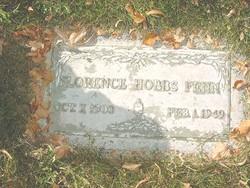 Florence Hobbs Fenn