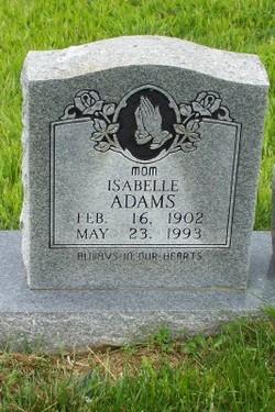 Isabelle <i>Rose</i> Adams