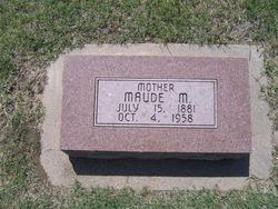 Maude M. <i>Laughlin</i> Karnopp