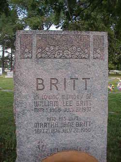 William Lee Britt