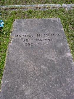 Martha H. Moody