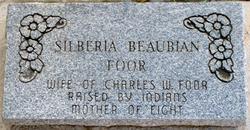 Silberia <i>Beaubian</i> Foor