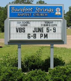 Barefoot Springs Cemetery