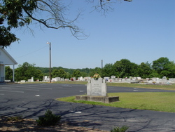Alcova Baptist Church Cemetery