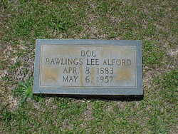 Rawlings Lee ''Doc'' Alford