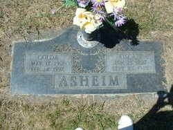 Oscar Earl Asheim