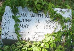 Esma <i>Smith</i> Adams