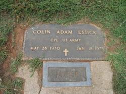 Colin Adam Essick