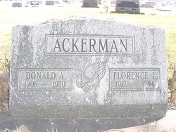 Donald A. Ackerman