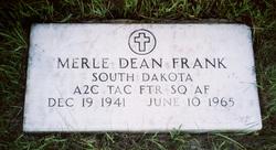 Merle Dean Frank