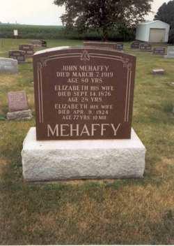 John W. Mehaffy