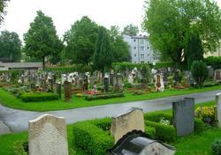 Friedhof Maxglan Stattin