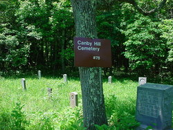 Canby Hill Cemetery
