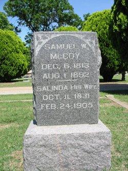 Samuel W McCoy