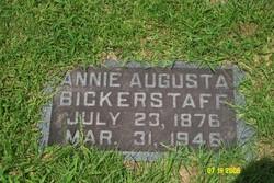 Annie Augusta Bickerstaff