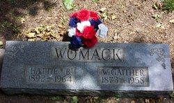 Hattie B. <i>Grider</i> Womack