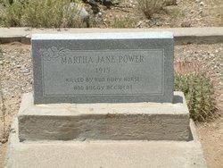 Martha Jane Power