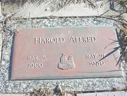 Harold Allred