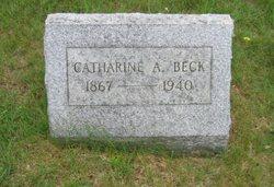Catharine A. Kate Beck