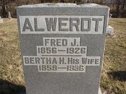Fred J. Alwerdt