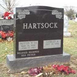 Austin William Hartsock, Sr