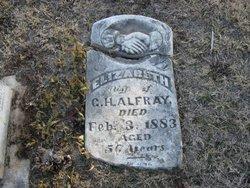 Elizabeth Alfray