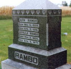 Abraham Rambo