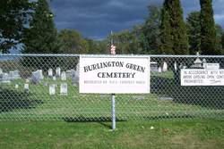 Burlington Green Cemetery