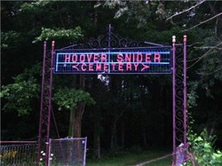 Hoover Snider Cemetery
