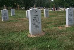 Sgt John E Albring