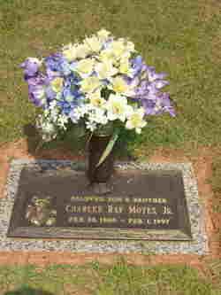 Charles Ray Charlie Motes, Jr
