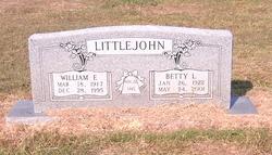 Betty Louise <i>Claycomb</i> Littlejohn