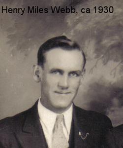 Henry Miles Webb