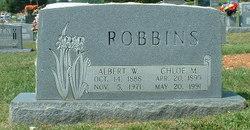Clara Chloe <i>Miles</i> Robbins