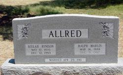 Beulah Lucille <i>Renison</i> Allred