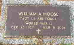 William Andrew Moose