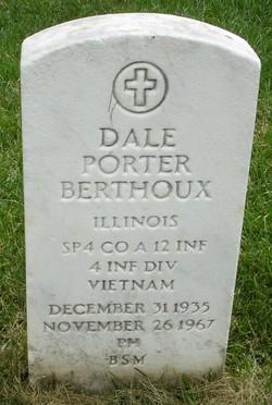 Spec Dale Porter Berthoux