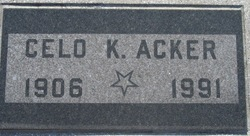 Cleo Katherine <i>Douglas</i> Acker