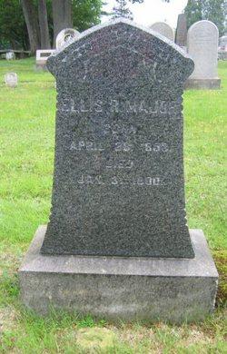 Ellis R. Major