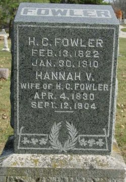 Hannah V <i>Marquis</i> Fowler
