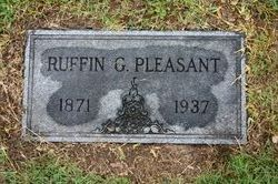 Ruffin Golson Pleasant
