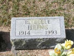 Isabelle Francis <i>Schreiber</i> Heins Hangartner