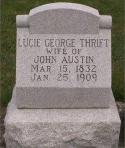 Lucie George <i>Thrift</i> Austin